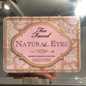 """TWO PACED PALETTE """" NATURAL EYES"""""""
